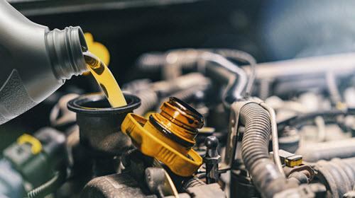 Volkswagen Engine Oil Change