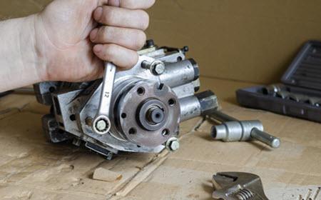 BMW High-Pressure Fuel Pump Repair
