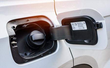 Audi Fuel Cap Inspection